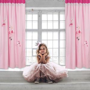 Κουρτίνα Παιδική με Θηλιές 140x260cm Das Kids Curtain 6464 Βαμβακερή