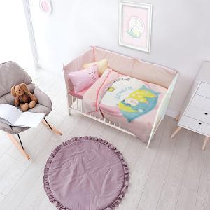 Κουβέρτα Velour Κούνιας 110x140cm Das Kid Relax 6561