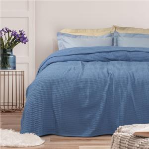 Κουβέρτα Πικέ Υπέρδιπλη 230x250cm Das Home 0437