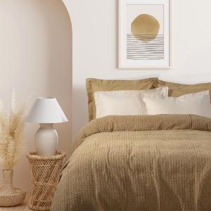 Κουβέρτα Μονή Πικέ 160x240cm Das Home Blanket 0455 Βαμβακερή