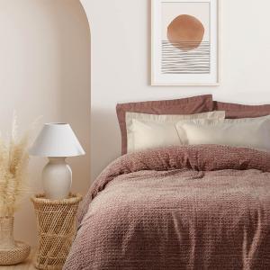Κουβέρτα Μονή Πικέ 160x240cm Das Home Blanket 0456 Βαμβακερή