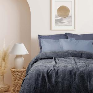 Κουβέρτα Υπέρδιπλη Πικέ 220x240cm Das Home Blanket 0457 Βαμβακερή