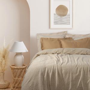Κουβέρτα Μονή Πικέ 160x240cm Das Home Blanket 0459 Βαμβακερή