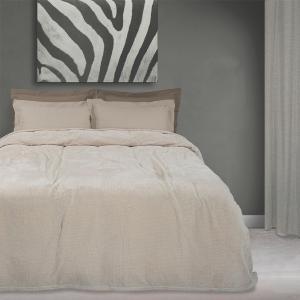 Κουβέρτα Υπέρδιπλη Fleece 220x240cm Das Home 0444