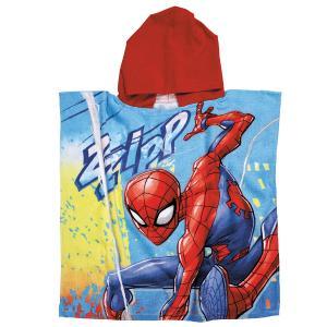 Πόντσο Παιδικό 60x120cm Das Home Spiderman 5835