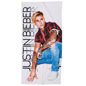 Πετσέτα Θαλάσσης Παιδική 70x140cm Das Home Justin Bieber 5806