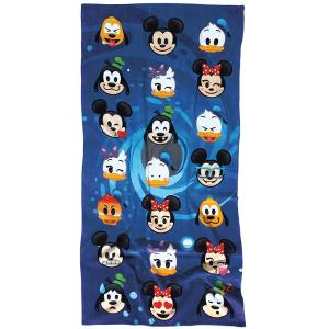 Πετσέτα Θαλάσσης Παιδική 70x140cm Das Home Disney Emoji 5820