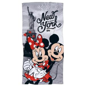 Πετσέτα Θαλάσσης Παιδική 70x140cm Das Home Mickey in NY 5846