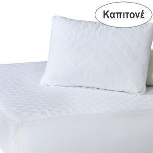 Επίστρωμα Ημίδιπλο Καπιτονέ Das Home Comfort 120x200+35cm 1088