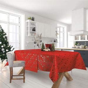 Χριστουγεννιάτικο Τραπεζομάντηλο 140x180cm Das Home 0574
