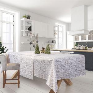 Χριστουγεννιάτικο Τραπεζομάντηλο 140x180cm Das Home 0575
