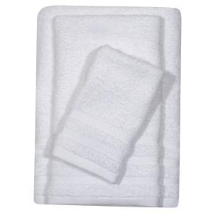 Πετσέτα Σώματος 70x140cm Das Home Happy 1230 Λευκό
