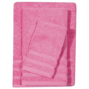 Πετσέτα Σώματος 70x140cm Das Home Happy 1236 Ροζ