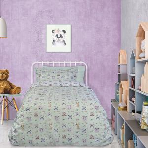 Κουβέρτα Μονή Παιδική Fleece 160x220cm Das Kid 4739