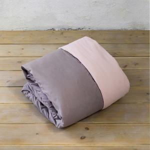 Παπλωματοθήκη Μονή 2 Όψεων Nima Abalon AW2021 Pink / Brown