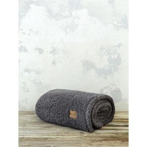 Κουβέρτα Μονή Fleece 150x220cm Nima Manta New Dark Grey
