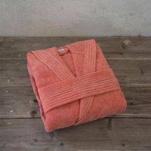 Μπουρνούζι με Κουκούλα Nima Zen Βαμβακερό