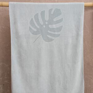Πετσέτα Θαλάσσης 90x160cm Nima Cerra Jacquard Βαμβακερή