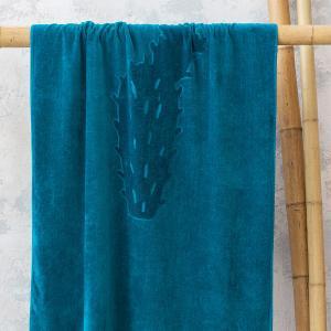 Πετσέτα Θαλάσσης 90x160cm Nima Feral Jacquard Βαμβακερή