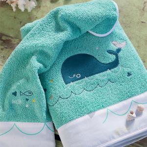 Πετσέτες Παιδικές Σετ 2 Τεμάχια Nima Playtime Βαμβακερές