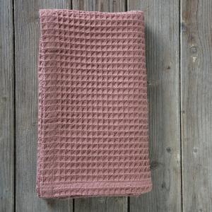 Πετσέτα Θαλάσσης-Παρεό 90x160cm Nima Shore Terracotta Βαμβακερή
