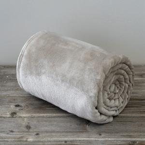 Κουβέρτα Μονή Fleece 150x220cm Kocoon Meleg Beige Πολυέστερας