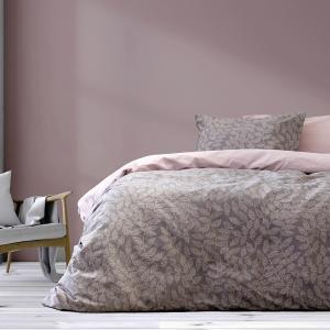 Παπλωματοθήκη Μονή Σετ 165x245cm Kocoon Tristesse Pink Βαμβακερή