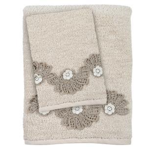 Πετσέτες Σετ 3 Tμχ Das Home Daily 0406 Μπεζ