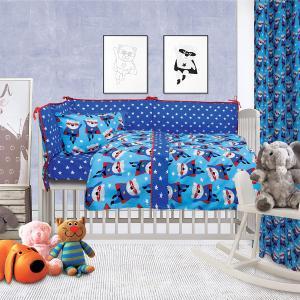 Πάντα Κούνιας Das Home Baby Fun 6415 45x195cm
