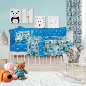 Πάντα Κούνιας Das Home Baby Fun 6419 45x195cm