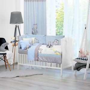 Πάντα Κούνιας Das Home Baby Dream Embroidery 6462 45x195cm
