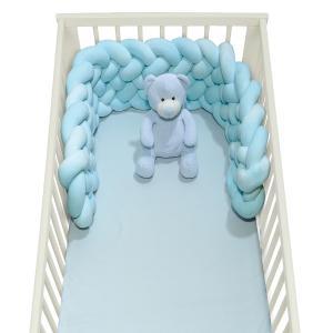 Πάντα Κούνιας Πλεξούδα 25x150cm Das Home Baby Relax 6583