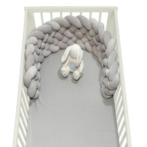 Πάντα Κούνιας Πλεξούδα 25x150cm Das Home Baby Relax 6585