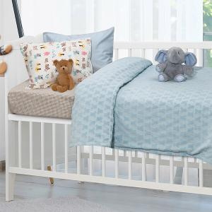 Κουβέρτα Fleece Κούνιας 110x150cm Das Kid Relax 6467