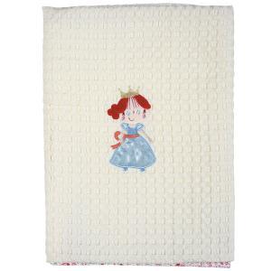 Κουβέρτα Πικέ Κούνιας 110x150cm Das Home Dream Embroidery 6511