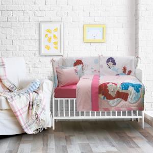 Σεντόνια Βρεφικά Σετ Das Home 6501 Baby Smile 120x160cm