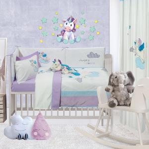 Πάπλωμα Σετ Das Home 110x150cm Baby Dream Embroidery 6463