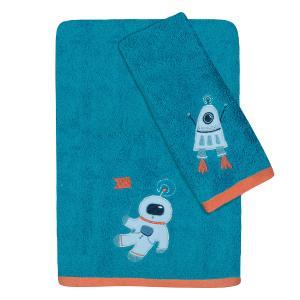 Πετσέτες Βρεφικές Σετ 2τεμ Κεντητές Das Home Baby Embroidery 4729