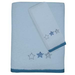 Πετσέτες Βρεφικές Σετ 2τεμ Κεντητές Das Home Baby Embroidery 4738
