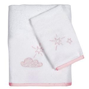 Πετσέτες Παιδικές Σετ 2 Τεμάχια Das Kids Fun 4746 Βαμβακερές