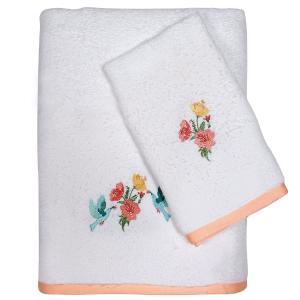 Πετσέτες Παιδικές Σετ 2τεμ Das Kids Fun 4755 Βαμβακερές