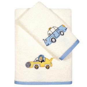 Πετσέτες Βρεφικές Σετ 2τεμ Κεντητές Das Home Baby  Dream Embroidery 6567