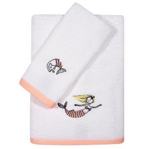 Πετσέτες Βρεφικές Σετ 2τεμ Κεντητές Das Home Baby  Dream Embroidery 6569
