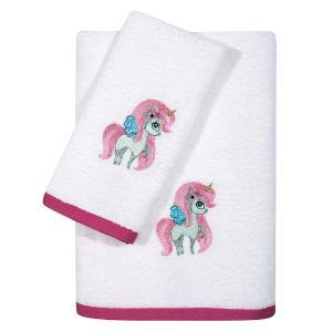 Πετσέτες Βρεφικές Σετ 2τεμ Κεντητές Das Home Baby  Dream Embroidery 6570