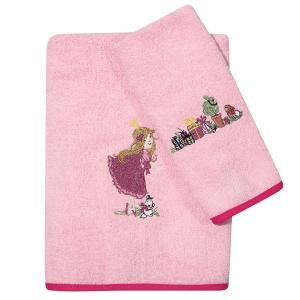 Πετσέτες Βρεφικές Σετ 2τεμ Κεντητές Das Home Baby Embroidery 6576