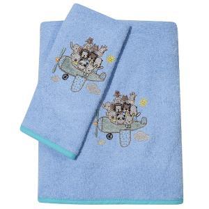 Πετσέτες Βρεφικές Σετ 2τεμ Κεντητές Das Home Baby  Dream Embroidery 6579