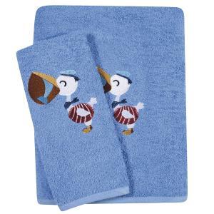 Πετσέτες Βρεφικές Σετ 2τεμ Κεντητές Das Home Baby  Dream Embroidery 6582