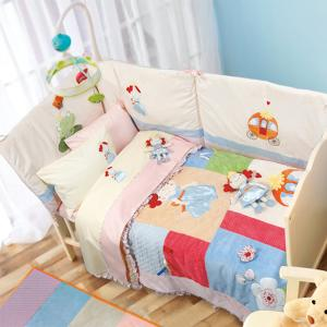 Κουβερλί Σετ Das Home Baby Dream Embroidery 6511