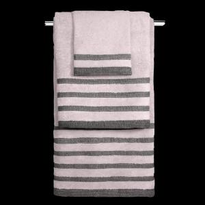 Πετσέτες Σετ 3 τμχ Guy Laroche Bellina Pink
