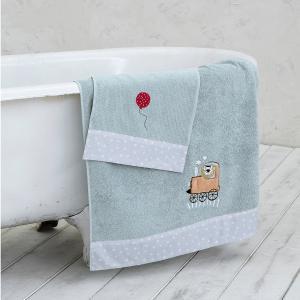 Πετσέτες Παιδικές Σετ 2τμχ Nima Baby Express